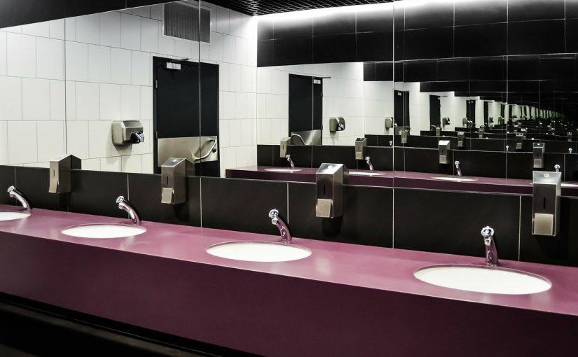 כך תשמרו על הגיינה בשירותים ציבוריים